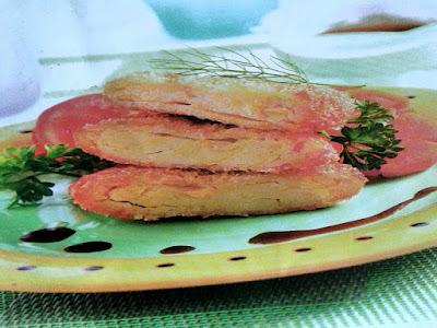 Gambar Resep Canape Kentang Keju