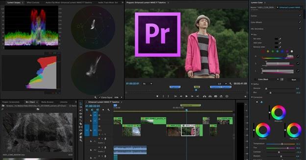 Cursos gratis de Adobe Premiere Pro (básico-avanzado)