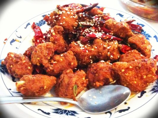 Some Popular Chicken Dishes