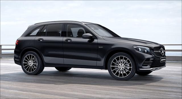 Mercedes AMG GLC 43 4MATIC 2019 thiết kế thể thao mạnh mẹ