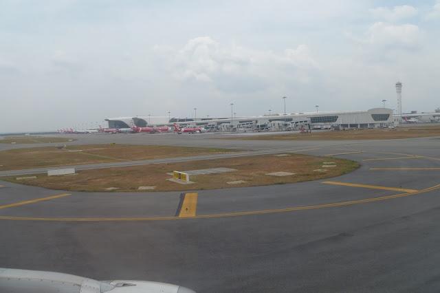 Lotnisko w Kuala Lumpur