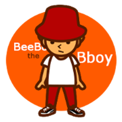 BeeBo the Bboy in English