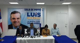 PRM solicita a Danilo Medina no obstaculizar la investigación en contra de asesor