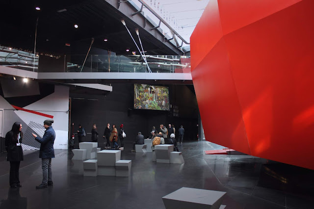 Gianluca Abbate | Panorama | Macro Museo d'Arte Contemporanea Roma