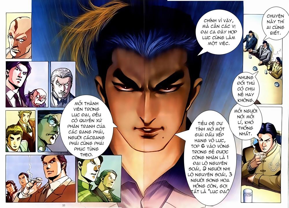 Người Trong Giang Hồ chapter 586: lưỡi chiến quần hùng trang 25