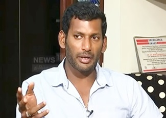 Exclusive Interview With Actor Vishal | Vellum Sol | News18 Tamil Nadu