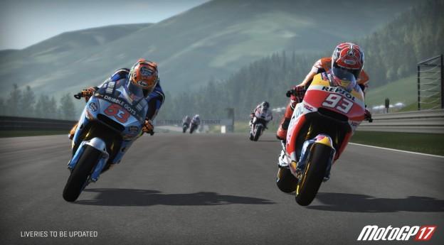 Moto GP 17 PC Free Download Screenshot 2