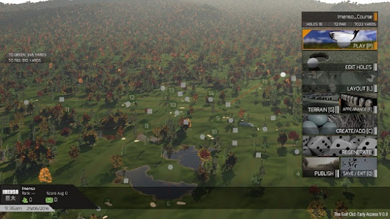 The Golf Club ScreenShot 03