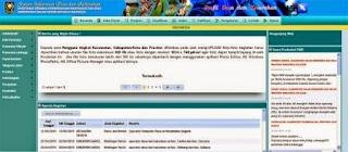 Profil Desa Dan Kelurahan (Aplikasi Berbasis Web Online)
