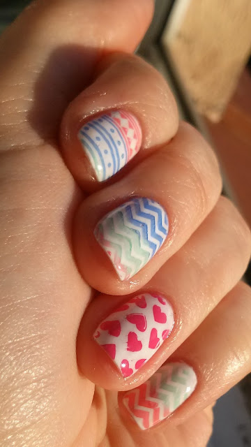 paznokcie wzorki zawula aliexpress born pretty store nails stamp