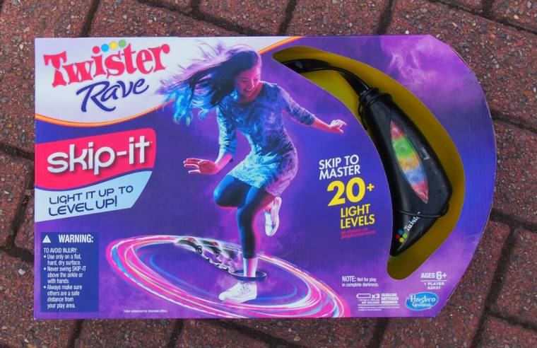 Twister Rave Skip It: Review