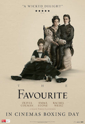 Download Film The Favourite (2018)