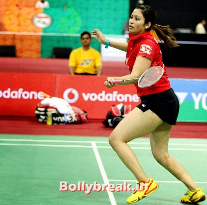 Jwala Gutta, Check out India's 10 Hottest sports women