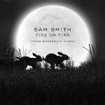 Sam Smith - Fire on Fire - Single Cover