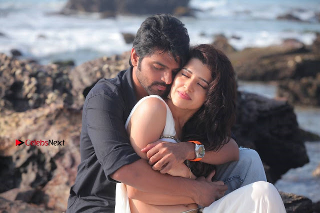 Sri Vishnu Chitra Shukla Starring Maa Abbai Telugu Movie Stills  0009.jpg