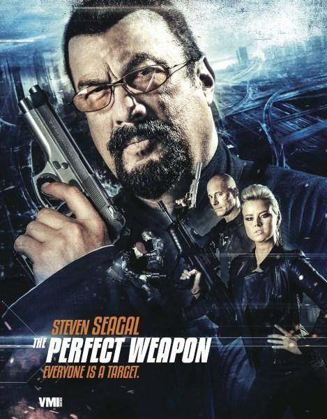 The Perfect Weapon [2016] [DVDR] [NTSC] [Latino]
