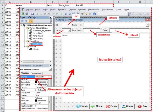 ExcelMax Soluções, Excel