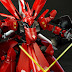 "HGUC 1/144 Sazabi ""Nightingale"" custom build"