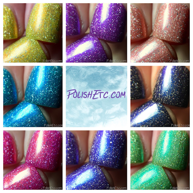 KBShimmer - Summer Vacation Collection - McPolish