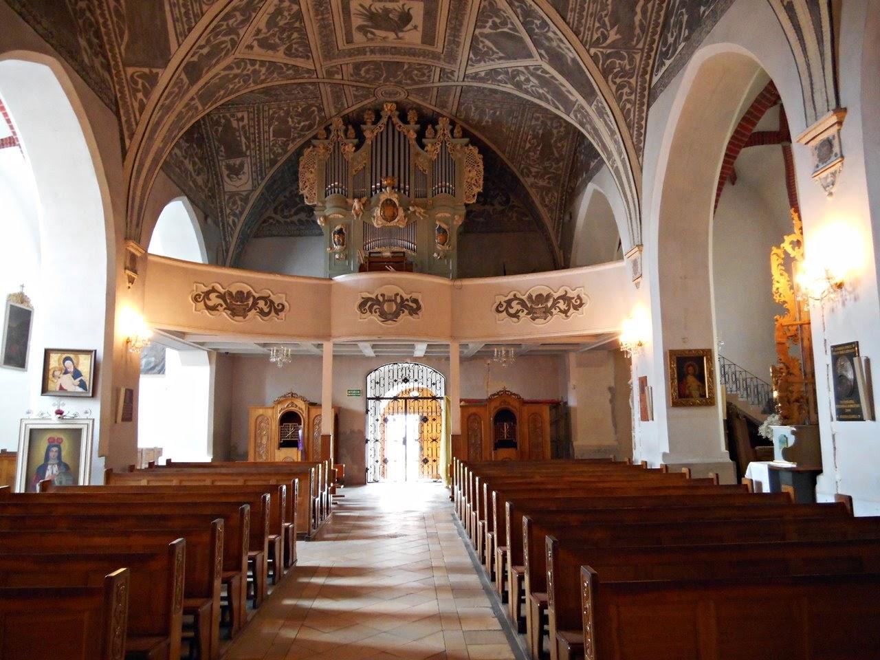 kościół w Gryfowie Śląskim