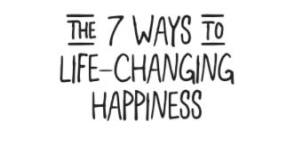 Happiness the inside job - a new self development book - A DIY and