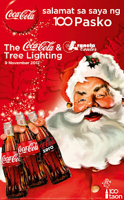 The Coca-Cola and Tree Lighting 2012