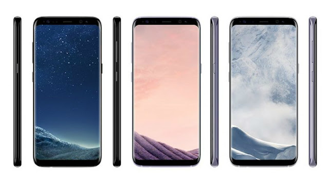 Samsung ne launch kiya new Galaxy S8 Online latest trends