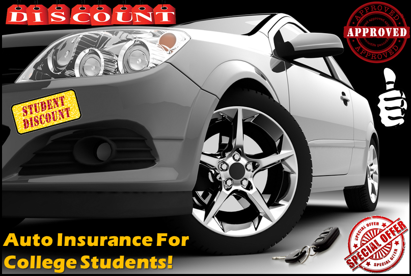 car insurance for college students student car insurance quotes with lower premium rates. Black Bedroom Furniture Sets. Home Design Ideas