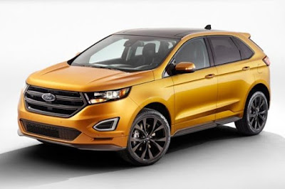 2016 Ford Edge Safety Features
