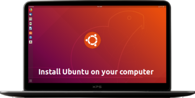 Install ubuntu on your computer