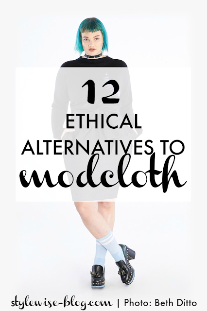 12 Ethical Alternatives to ModCloth now that they're owned by WalMart