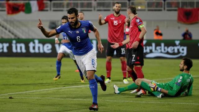 Albania vs Italia