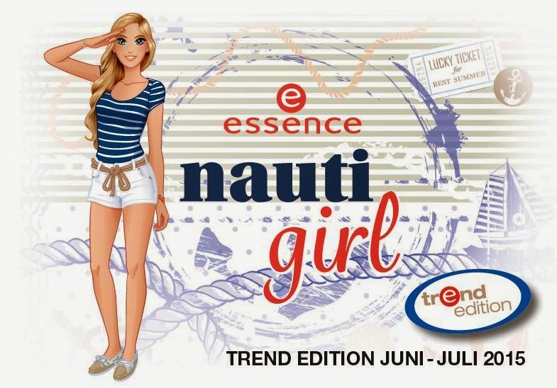 ESSENCE - NAUTI GIRL - EDYCJA LIMITOWANA