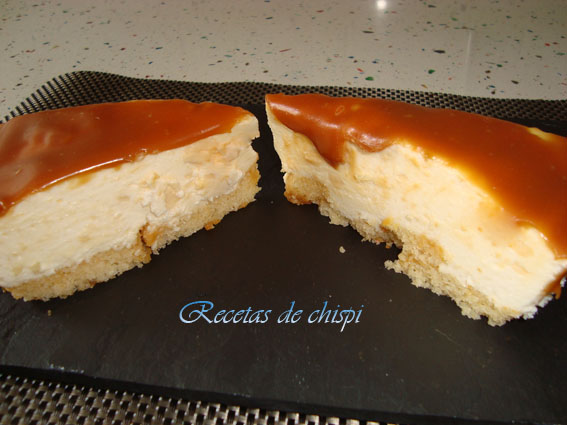 Tarta de crema pastelera 2
