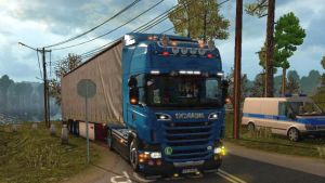 Scania Sound by Nelson