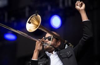 Trombone Shorty / stereojazz