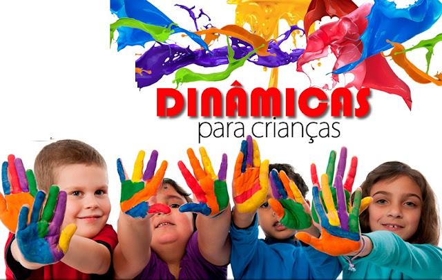 Confira nossas dinâmicas para o Dia das Crianças comemorado em 12 de outubro, além de uma série de atividades para crianças com temas divertidos que podem ser realizados em sala de aula, em catequese ou células evangélicas.