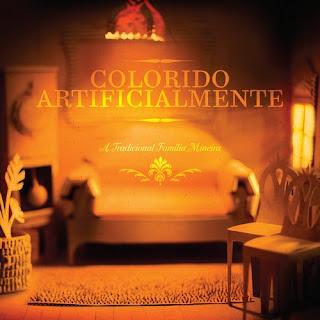 colorido artificialmente a tradicional família mineira 2009