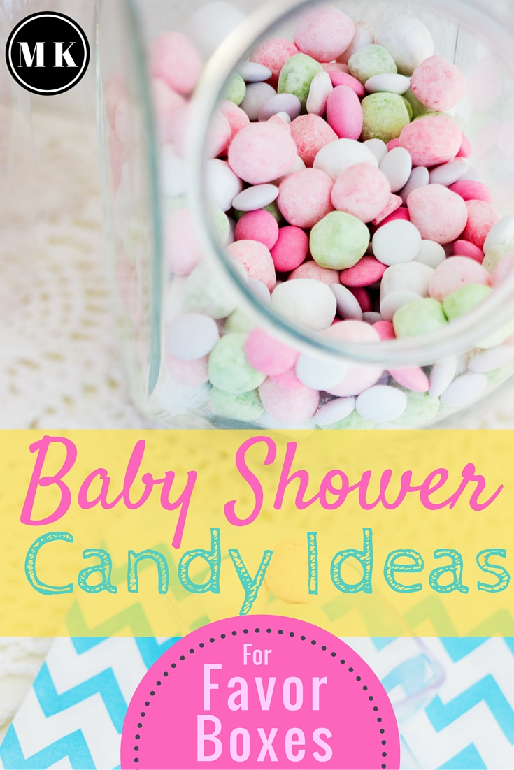 Baby Shower Candy Ideas for Favor Boxes – When shopping for baby shower favors I easily find really cute boxes for the favors, but they rarely include the sweets that go inside. Here are a few ideas that your guests will love. There are some really unique ideas for boys and girls, and you will be surprised by some of the personalized options!
