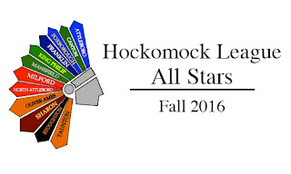 2016 Hockomock League Field Hockey All Stars