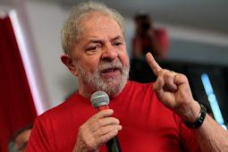 PT lança pré-candidatura de Lula à Presidência da República