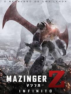 Mazinger Z: Infinito - BDRip Dual Áudio