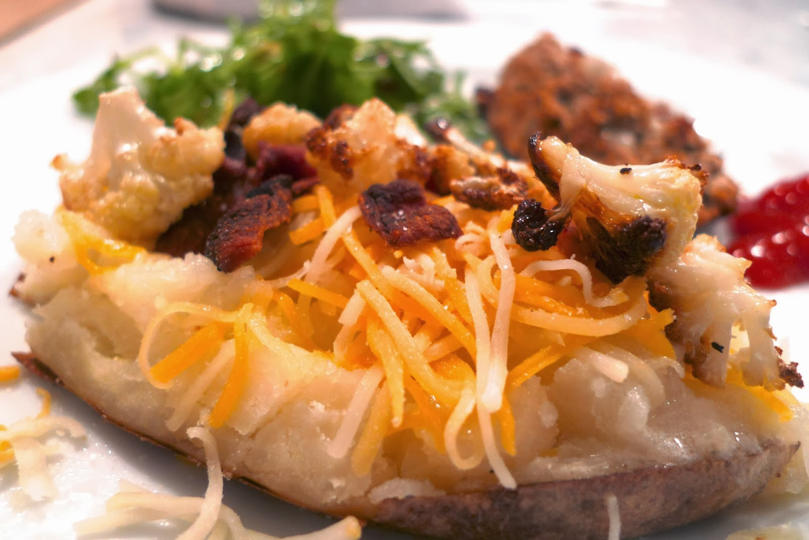 Siriously Delicious Baked Potatoes