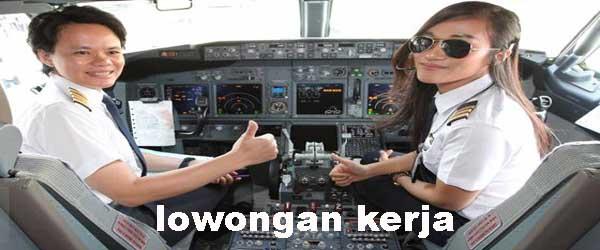 Lowongan Kerja Fresh Graduate Pilot Garuda Indonesia