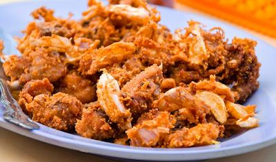 Cara Membuat Ayam Goreng Bawang