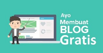 Cara Mudah Membuat Blog Gratis di blogger Blogspot
