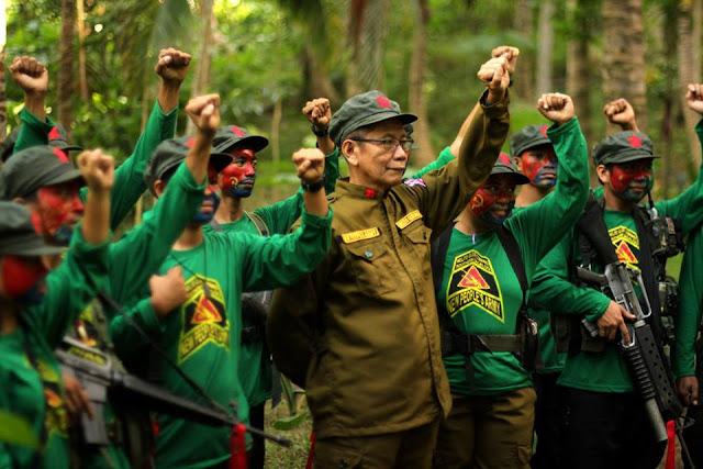 Mga NPA, Magsasagawa ng Nationwide Attack Dahil sa Martial Law sa Mindanao