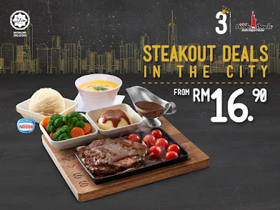 NY Steak Shack Malaysia Discount Offer Promo