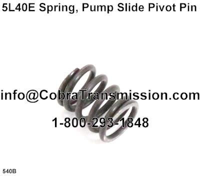 Cobra Transmission Parts 1-800-293-1848: 5L40E, 5L50E