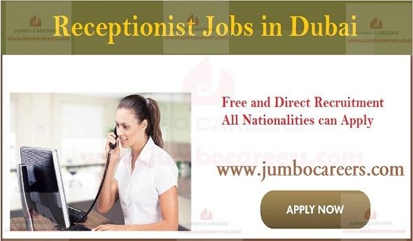 Show all the job details in Dubai, Recent jobs in Dubai,
